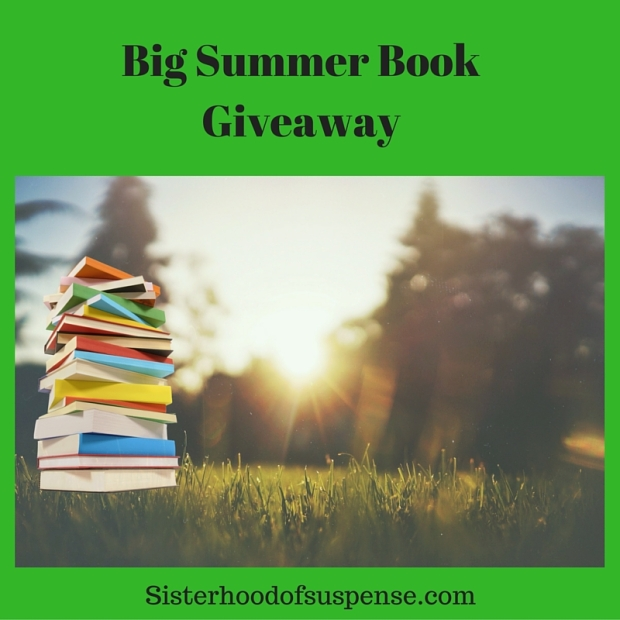 Big Summer BookGiveaway