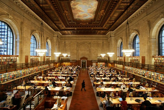nypl regal reading room