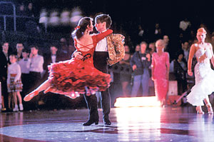 Strictly Ballroom, M & A Australian Film Finance Corporation (AFFC) Beyond Films