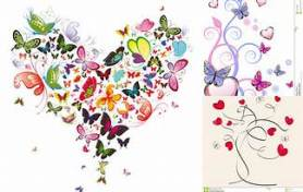 hearts-and-butterflies