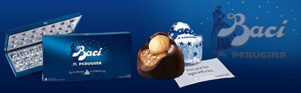 A perfect fit for Baci Perugina!