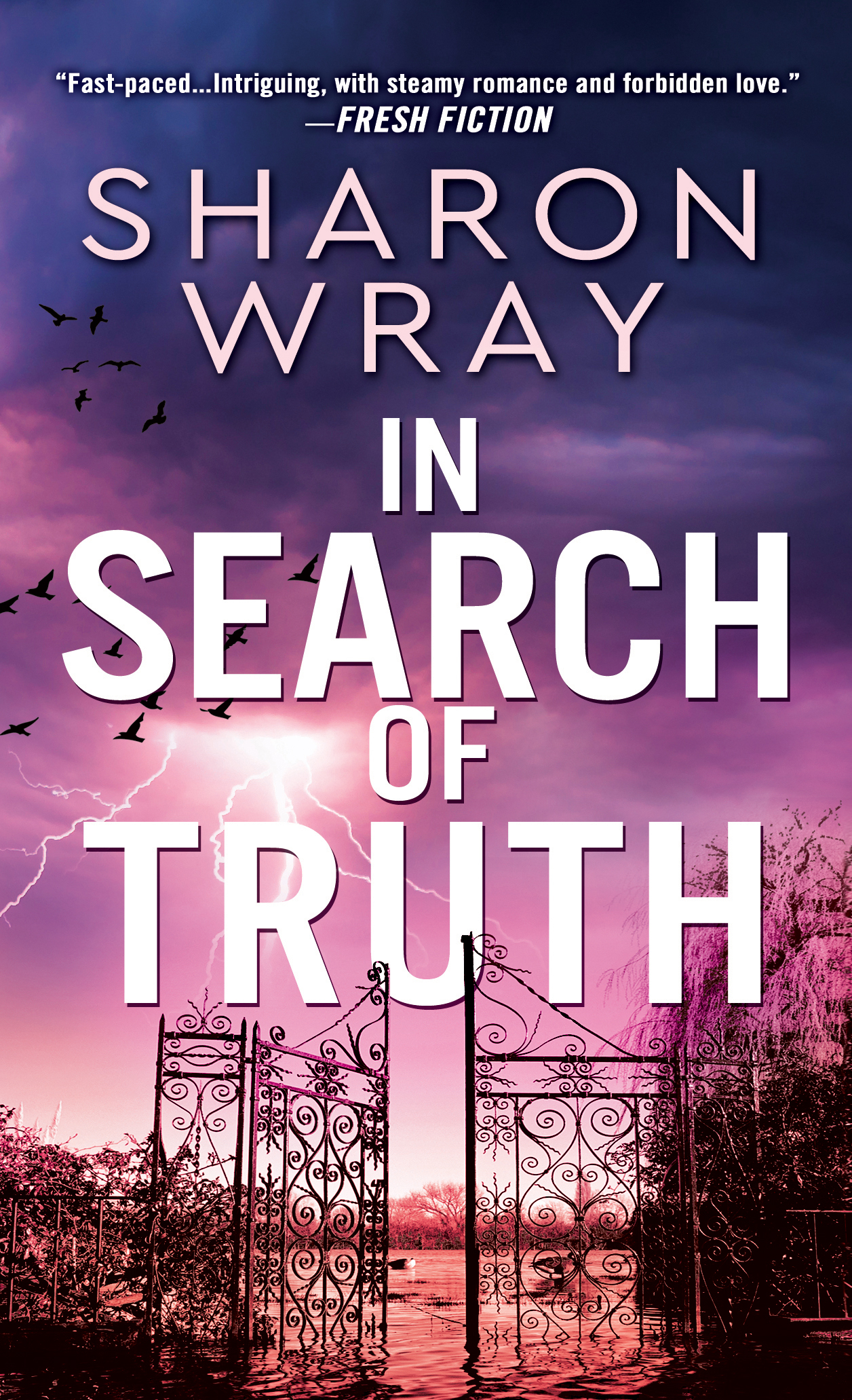 Cover Reveal for IN SEARCH OF TRUTH