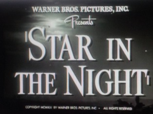 Warner Bros picture of Star in the Night